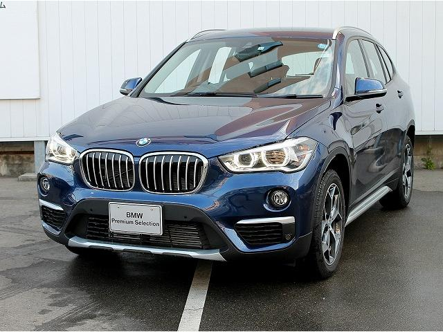 BMW xDrive 18d xライン 18AW Aトランク