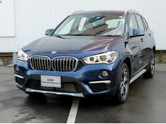 BMW X1xDrive 18d xライン 18AW Aトランク