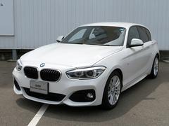 BMW118i Mスポーツ 4気筒 LED Pサポート クルコン
