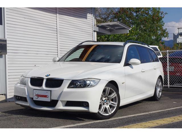 BMW 320iツーリング Mスポーツパッケージ 禁煙車