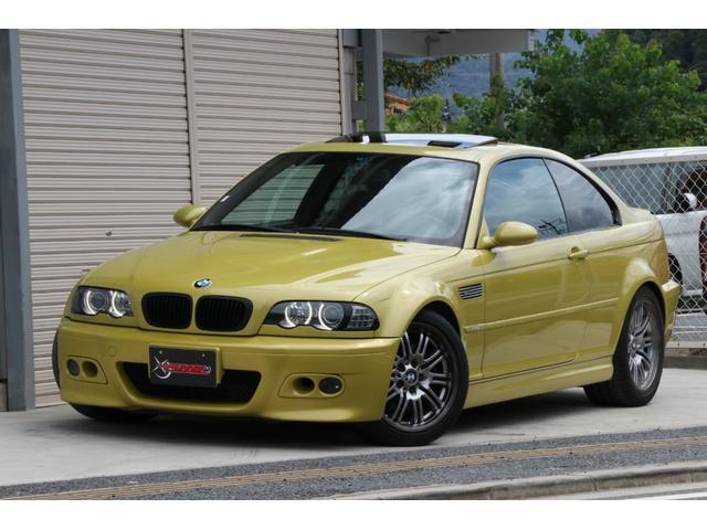 BMW M3 SMGII ガラスコーティング 左ハンドル デイライト