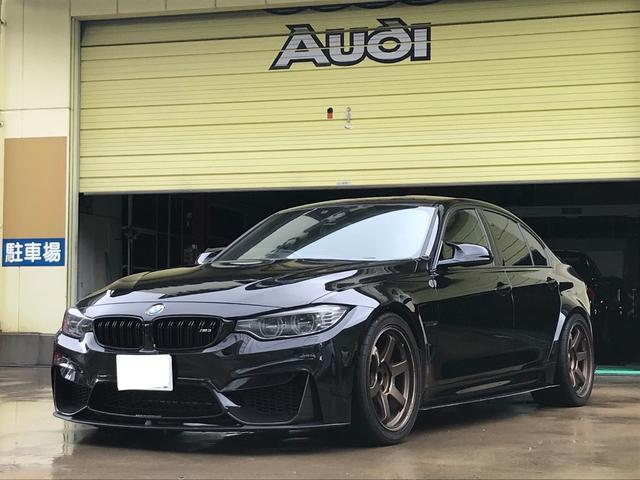BMW M3 AW パワーシート スマートキー バックカメラ