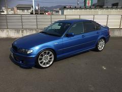 BMW318i Mスポーツ リミテッド 500台限定車 ローダウン