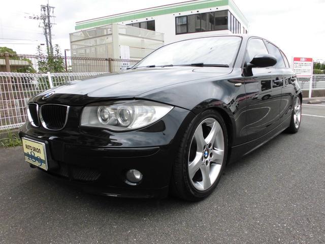 BMW 検2年付 120i 車高調 マフラー ETC 1DIN