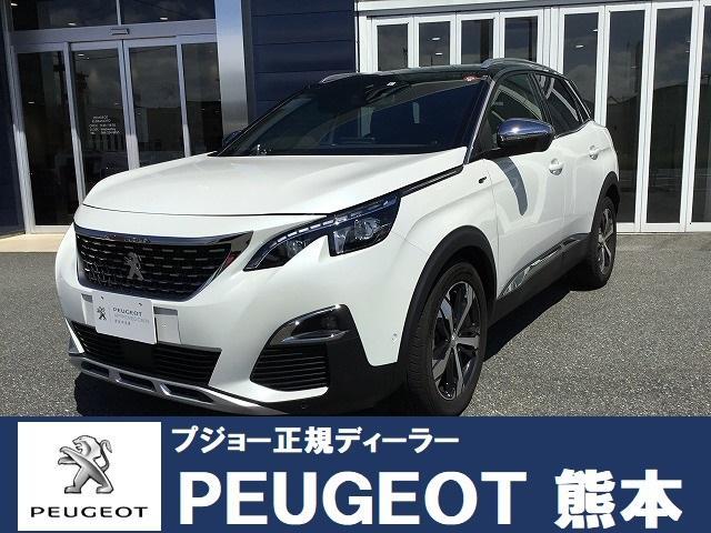 GT ブルーHDi 純正ナビ 衝突軽減装置 新車保証継承(1枚目)