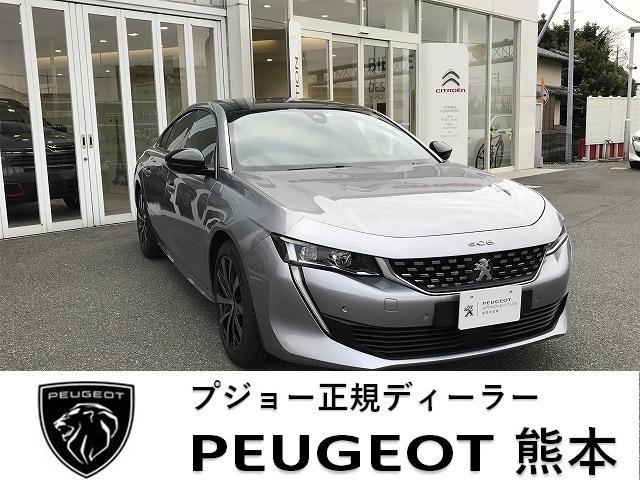 プジョー 508 GTラインフルパッケージ レザーシート アクティブクルコン