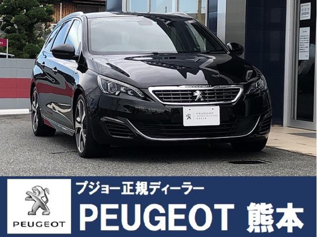 プジョー 308 SW GT ブルーHDi 純正ナビ ETC ガラスルーフ 認定中古車