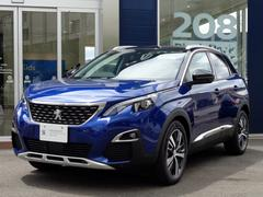 プジョー 3008ブルーHDi クリーンエディション 限定車 新車保証継承