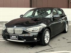 BMW116i スタイルキセノンBカメラ純正iDriveナビ