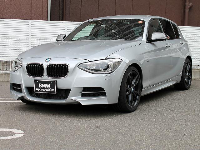 BMW M135i黒革Pサポートクルコン18AW車線逸脱警告