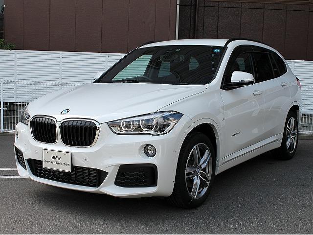 BMW xDrive18dMスポーツLEDライト18AWスマートキー
