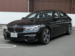 BMW740d xDrive MスポーツレーザーライトSR黒革