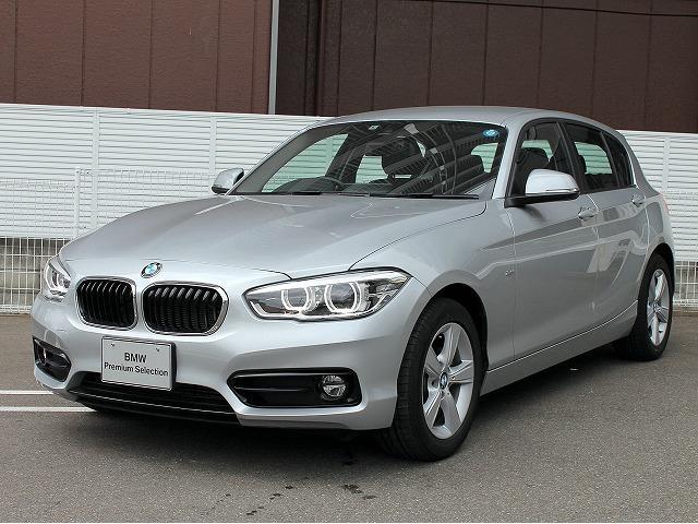 BMW 118d スポーツコンフォート Pサポートクルコン車線逸脱