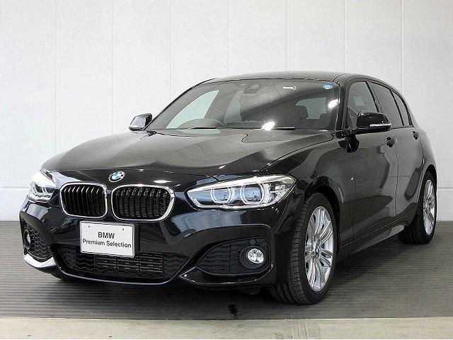 BMW 118d Mスポーツ LEDコンフォート&Pサポートクルコン