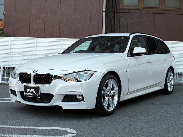 BMW 320dツーリング Mスポーツ クルコン 車線逸脱防止