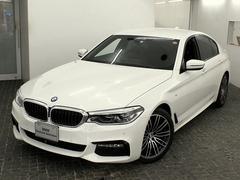BMW523d Mスポーツ ハイラインパッケージ黒革19AWACC