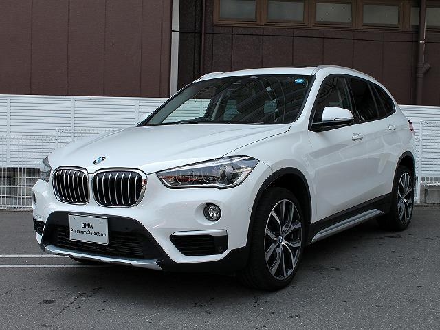 BMW sDrive 18i xライン WSR Aトランク 19AW