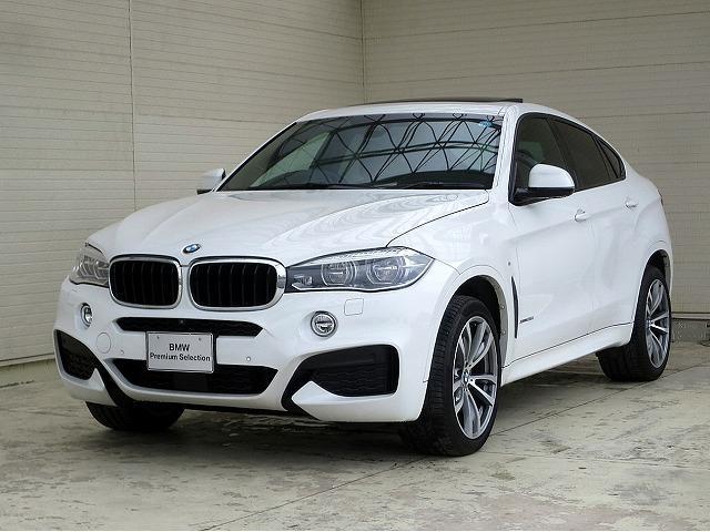 BMW xDrive 35i Mスポーツ 20AW SR 黒革