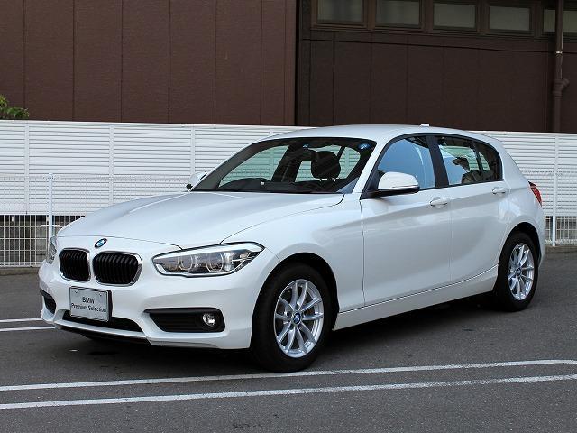 BMW 118i LEDヘッド プラス&Pサポート&ベーシック