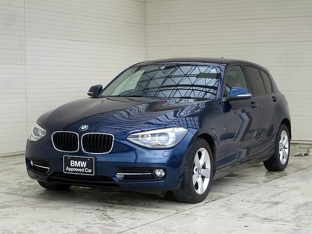 BMW 116i スポーツ キセノン Gナビ Bカメラ PDC