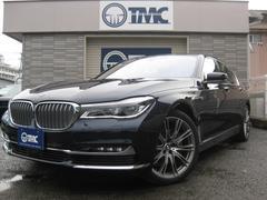 BMW740eアイパフォーマンスナビTV ヘッドアップD 20AW