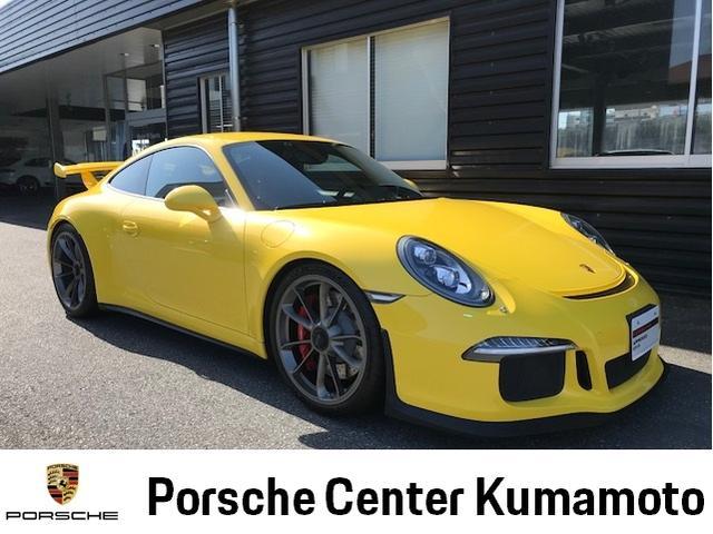 ポルシェ 911GT3 LEDヘッドライト、スポクロ
