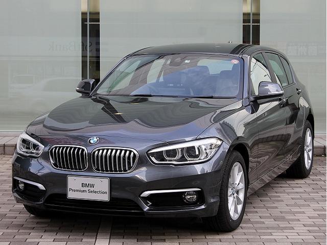 BMW 118d スタイル PサポートPKG スマートキー クルコン