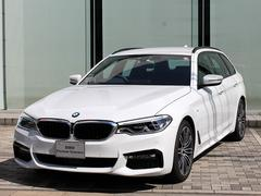 BMW523iツーリングMスポーツ LEDライト 19AW ACC