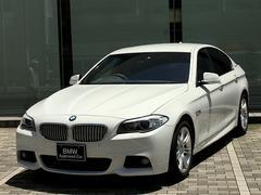 BMWアクティブハイブリッド5 Mスポーツ 黒革 スマートキー