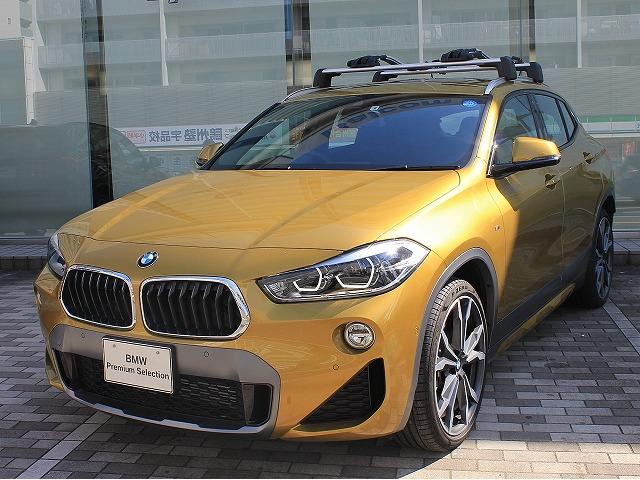 BMW xDrive 20i MスポーツX OP20AW電動シート