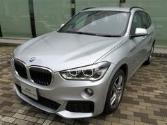 BMW X1xDrive 18d Mスポーツ ACC HUD Aトランク