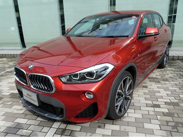 BMW xDrive 18d MスポーツX OP20AW Aクルコン