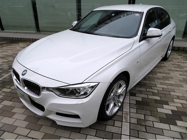BMW 320i Mスポーツ アクティブクルーズ 18AW 車線逸脱