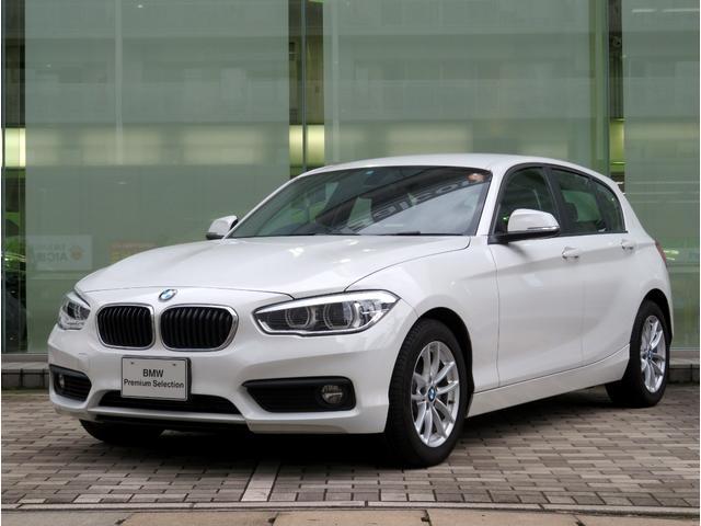BMW 118i LED 純正ナビ 純正ETC