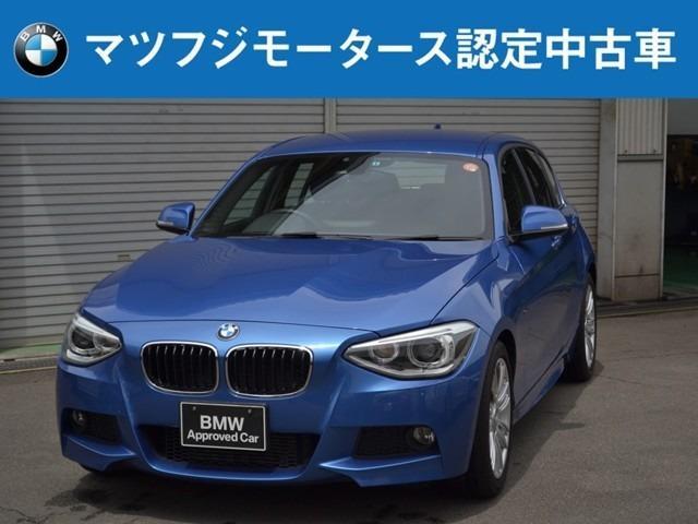 BMW 116i Mスポーツ ワンオーナー・禁煙車