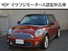 MINIクーパー MT車・ポータブルナビ付