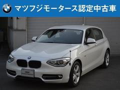 BMW116i スポーツ ワンオーナー