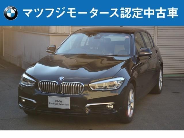 BMW 118d スタイル バックカメラ付