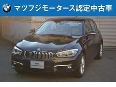 BMW118d スタイル バックカメラ付