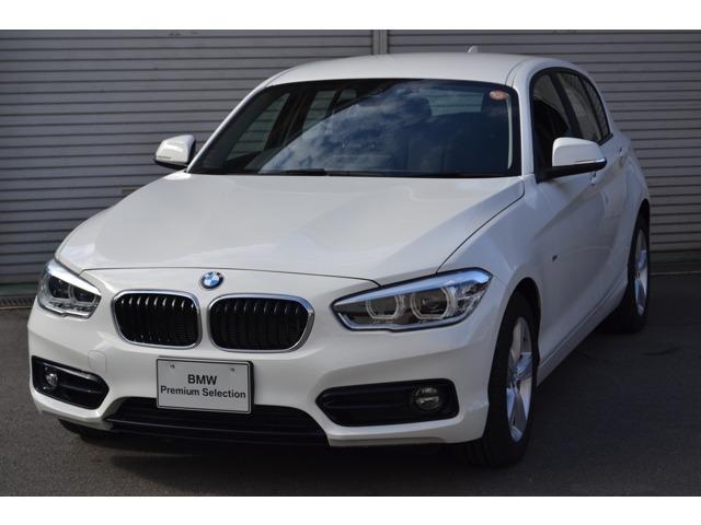 BMW 118i スポーツ ワンオーナー