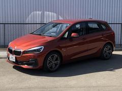 BMW218iアクティブツアラー スポーツ DCT