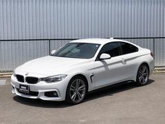 BMW435iクーペ Mスポーツ ワンオーナー禁煙車