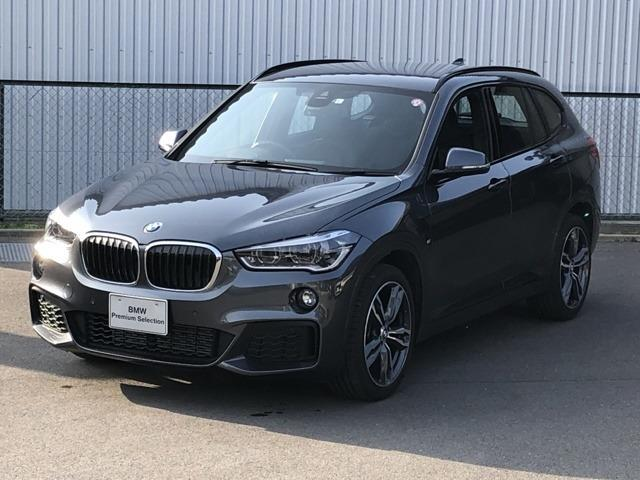 BMW X1 xDrive 18d Mスポーツ 4WD 元デモカー