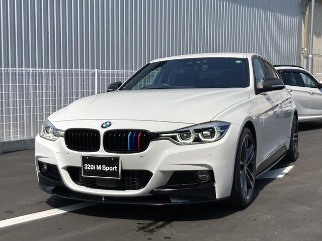 BMW 3シリーズ 320i Mスポーツ Mパフォーマンス エアロ仕様 禁煙車