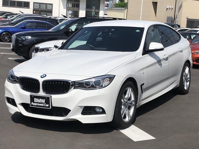 BMW 3シリーズ 320iグランツーリスモ Mスポーツ 整備記録簿・スペアキー有