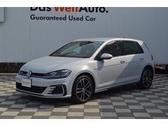 VW ゴルフGTEベースグレード LED ディスカバープロ 認定中古車