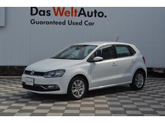 VW ポロTSIコンフォートラインアップグレードパック 認定中古車