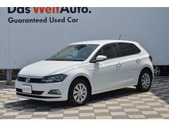 VW ポロTSIトレンドライン インフォテイメントシステム 認定中古車