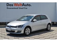 VW ゴルフTSIコンフォートライン ナビ バックカメラ 認定中古車