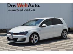 VW ゴルフGTIベースグレード ナビTV バックカメラ 認定中古車